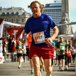 The 27th Lattelecom Riga Marathon - Aigars Žodziņš (2157)