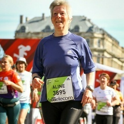 The 27th Lattelecom Riga Marathon - Aline Jansen (3895)