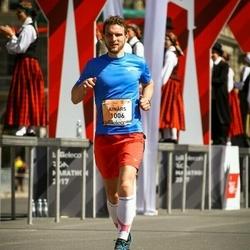 The 27th Lattelecom Riga Marathon - Ainārs Kumpiņš (1006)