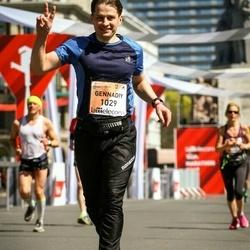 The 27th Lattelecom Riga Marathon - Gennadiy Alekseyenko (1029)