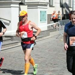 The 27th Lattelecom Riga Marathon - Gennadiy Alekseyenko (1029), Jan Egil Ruud (1150), Luis Menendez (1311)