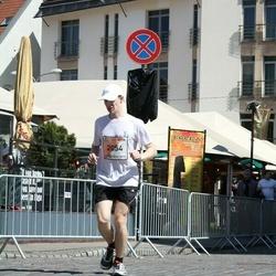 The 27th Lattelecom Riga Marathon - Aliaksandr Dzeraviaha (2054)