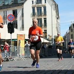 The 27th Lattelecom Riga Marathon - Frederik De Schrijver (1316), Mariola Jamróz (1431)