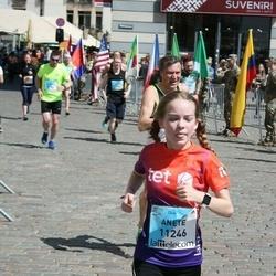 The 27th Lattelecom Riga Marathon - Anete Upeniece (11246)
