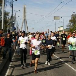 The 27th Lattelecom Riga Marathon - Sergei Kharitonov (3854), Ēriks Roze (6471)