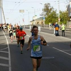 The 27th Lattelecom Riga Marathon - Andrius Dalinkevicius (4708)
