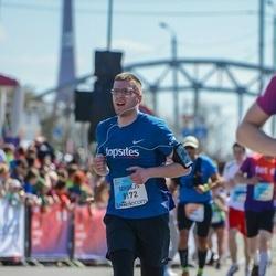 The 27th Lattelecom Riga Marathon - Sergejs Pipars (8172)