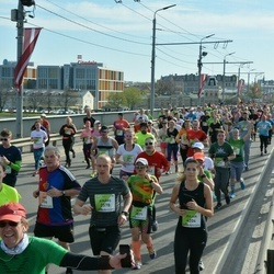 The 27th Lattelecom Riga Marathon - Ainārs Krauklis (2578), Julian Lock (4204)
