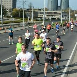 The 27th Lattelecom Riga Marathon - Alexander Tietz (4201)