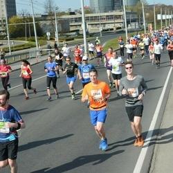 The 27th Lattelecom Riga Marathon - Alexey Minin (1964), Sergey Minin (1966)