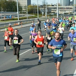 The 27th Lattelecom Riga Marathon - Andrejs Aleksandrovičs (92), Aliaksandr Charnavoki (5625)