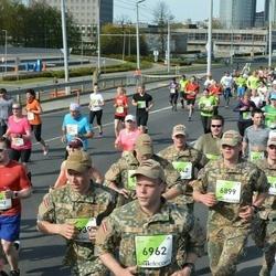 The 27th Lattelecom Riga Marathon - Aleksis Ozoliņš (6899), Juris Spalva (6962)