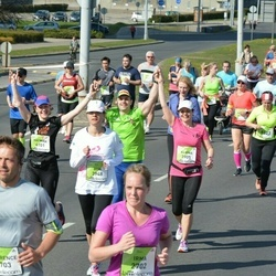 The 27th Lattelecom Riga Marathon - Karina Ciurliene (3905), Aija Zandberga (3948)