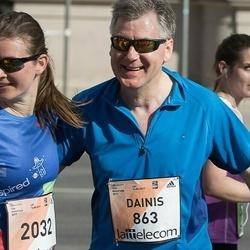 The 26th Lattelecom Riga Marathon - Tadas Baranauskas (863)