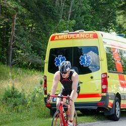 Latvijas Čempionāts triatlona Standarta distancē - Ventspils
