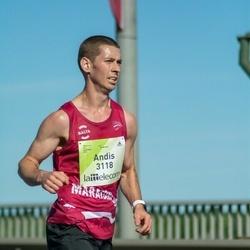 Lattelecom Riga Marathon - Andis Dēze (3118)