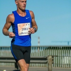 Lattelecom Riga Marathon - Reimo Oja (2083)