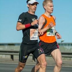 Lattelecom Riga Marathon - Oliver Sebrantke (917)