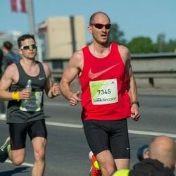 Lattelecom Riga Marathon - Pēteris Liniņš (7345)