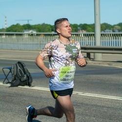 Lattelecom Riga Marathon - Jose Alberto Garrido Serrano (5812)