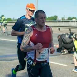 Lattelecom Riga Marathon - Elmars Maskalans (1160)