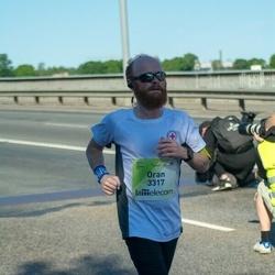 Lattelecom Riga Marathon - Oran Finegan (3317)