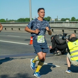 Lattelecom Riga Marathon - Symoshenko Zhan (5949)