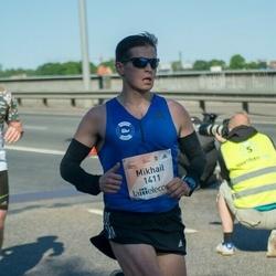 Lattelecom Riga Marathon - Mikhail Pechnikov (1411)
