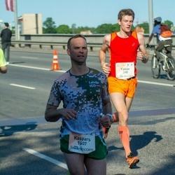 Lattelecom Riga Marathon - Kaspars Ušpelis (1607)