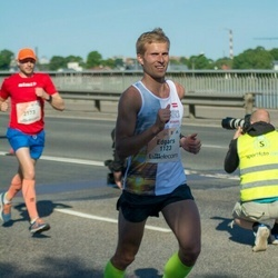 Lattelecom Riga Marathon - Edgars Sprūds (1123)