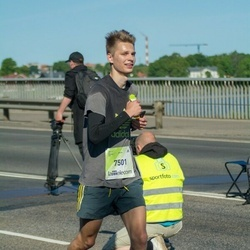 Lattelecom Riga Marathon - Anrijs Daile (7501)