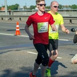 Lattelecom Riga Marathon - Mikus Bērziņš (4385)