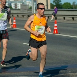 Lattelecom Riga Marathon - Marvin Bugeja (3319)