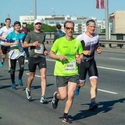 Lattelecom Riga Marathon - Pēteris Kļava (8205)