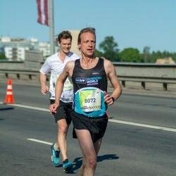 Lattelecom Riga Marathon - Maurice Winterman (8072)
