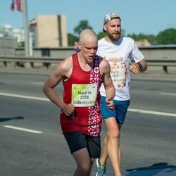 Lattelecom Riga Marathon - Nauris Bondars (3356)