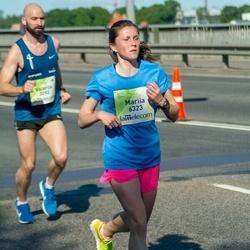 Lattelecom Riga Marathon - Mariia Pshenitsyna (6323)