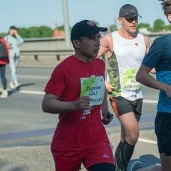 Lattelecom Riga Marathon - Zayniev Gayrat (4341)