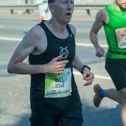 Lattelecom Riga Marathon - Bill Bennett (3368)