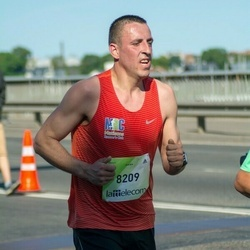 Lattelecom Riga Marathon - Einārs Jansons (8209)