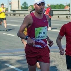 Lattelecom Riga Marathon - Artūrs Andžs (7838)