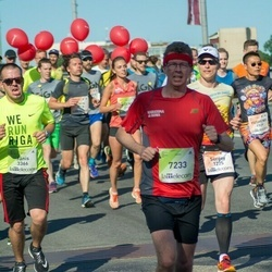 Lattelecom Riga Marathon - Pekka Myllyla (7233)