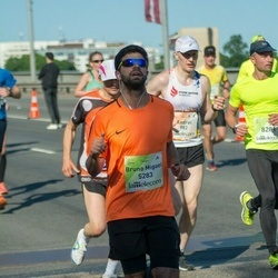 Lattelecom Riga Marathon - Bruno Miguel Delgado Salvaterra (5283)