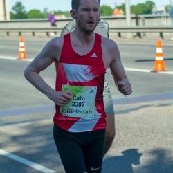 Lattelecom Riga Marathon - Cato Berglie (3387)