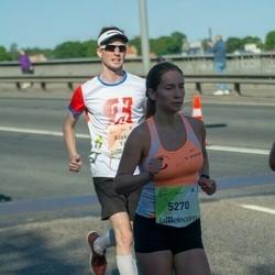 Lattelecom Riga Marathon - Sabīne Valtasa (5270)