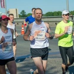 Lattelecom Riga Marathon - Nikolai Bogomolov (2240)