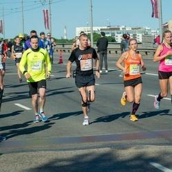 Lattelecom Riga Marathon - Guy Bauvet (1595), Mārtiņš Liberts (7629)