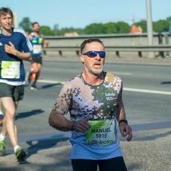 Lattelecom Riga Marathon - Manuel Rodriguez Martinez (5815)