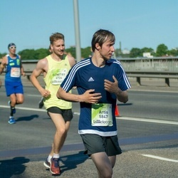 Lattelecom Riga Marathon - Artis Veismanis (5847)