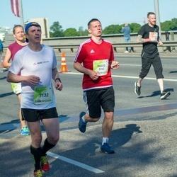 Lattelecom Riga Marathon - Ingus Puriņš (3262), Pēteris Druķis (7132)